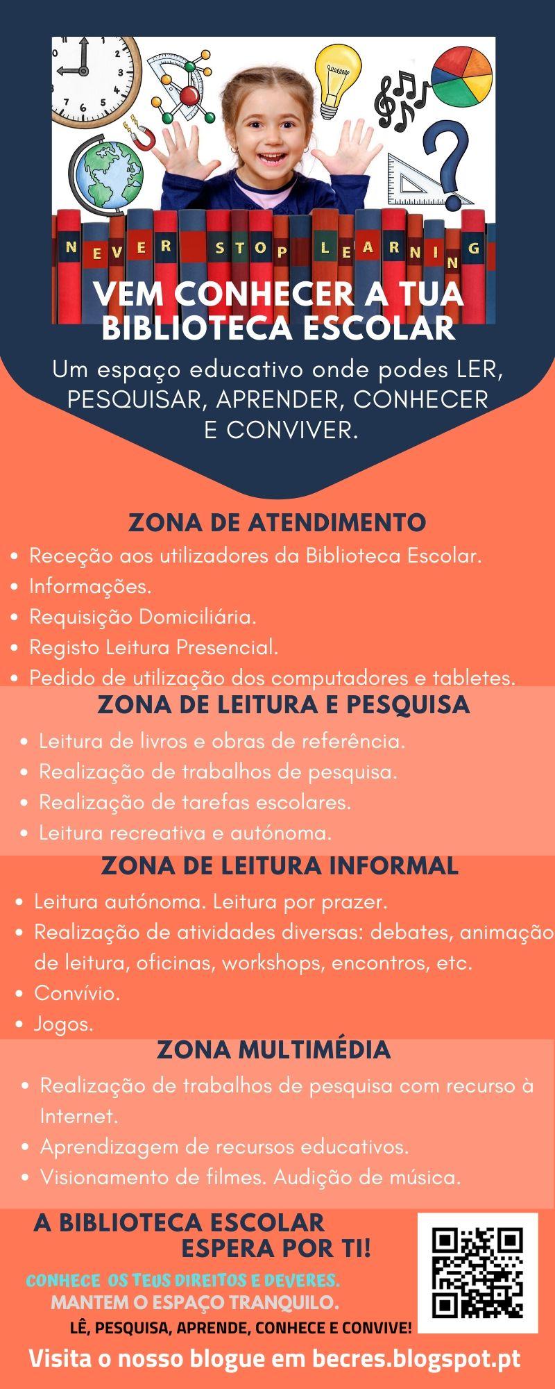 BIBLIOTECA ESCOLAR EB S. PEDRO DA CADEIRA